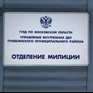 Отделения полиции Мондов